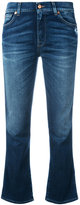 7 For All Mankind bootcut jeans - women - Cotton/Spandex/Elastane - 25