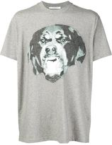 Givenchy rottweiler print T-shirt