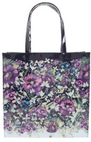 Ted Baker Entangled Enchantment Large Icon Tote - Blue