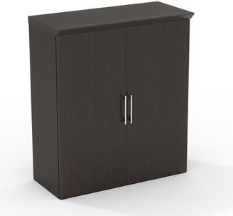 Austin Storage Cabinet Symple Stuff Finish: Textured Mocha