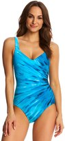 Miraclesuit Ray of Light Bel Ami Underwire One Piece Swimsuit 8137941