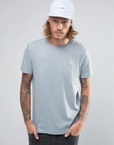 Asos T-shirt With Logo In Blue
