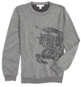 Burberry Boy's Mini Chalfont Cashmere Sweater