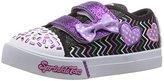 Skechers Skippers Sprinkle Toes Polkadot Doodles Sneaker