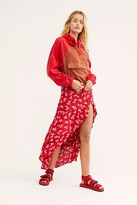 Flynn Skye Nadia Midi Skirt by at Free People, Ciao For Now, XS