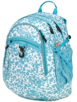 High Sierra Colorblocked Backpack