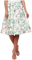 Gabriella Rocha Tropical Floral Skirt