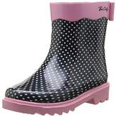 BeOnly Be Only Girls' Iris Mid-Calf Rain Boots Size: 1