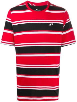 Nike NSW striped T-shirt