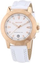 Gant W10964 - Women's Wristwatch, Leather, color: White