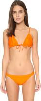 Zero Maria Cornejo Cese Bikini Top