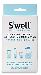 Swell Cleaning Tablets, Package of 16