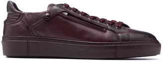 Fabi Puget Leather Sneakers