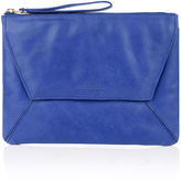 Oasis Leather Clutch