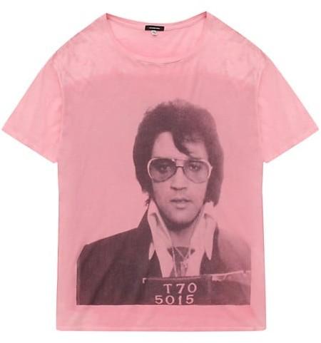 R 13 Elvis Graphic T-Shirt