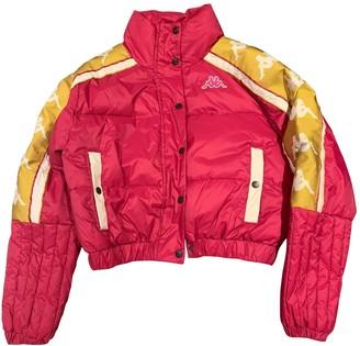 Kappa Pink Jacket for Women