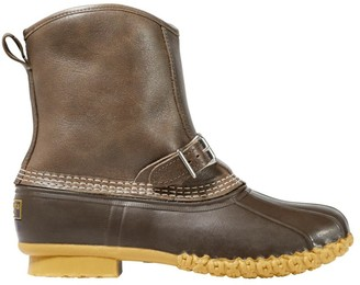 "L.L. Bean Men's Limited-Edition Luxe L.L.Bean Boots, 9"" Shearling Lounger"