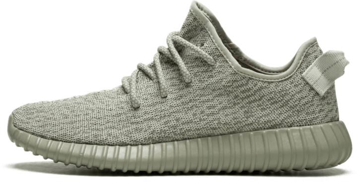 Adidas Yeezy Boost 350 'Moonrock' Shoes - Size 7.5