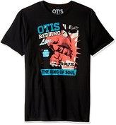 Goodie Two Sleeves Men's Ottis Redding Otis Poster Adult T-Shirt