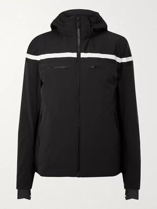 Fusalp Alfonse Two-Tone Padded Hooded Ski Jacket