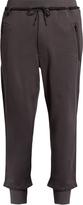 Y-3 FT bi-colour jersey track pants