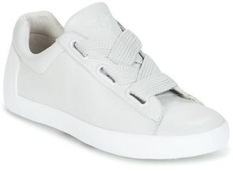 Ash NINA women's Shoes (Trainers) in Grey