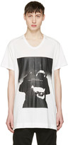 Julius White Dog T-shirt