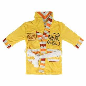CERDA ARTESANIA Baby Boys' Batin Coral El Rey Leon Dressing Gown