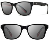 Shwood 'Canby - Pendleton' 54mm Polarized Sunglasses