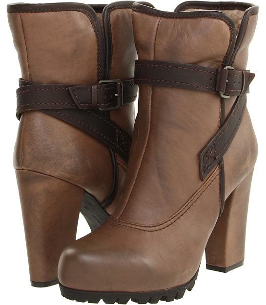 Apepazza Bolero (Castoro/Ebano) - Footwear