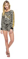 Juicy Couture Tangier Leopard Romper
