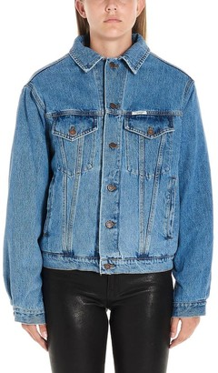 Couture Forte Dei Marmi Reversible Denim Jacket