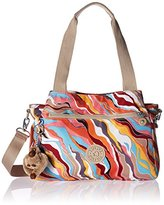 Kipling Elysia Printed Convertible Crossbody Bag