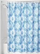 InterDesign Spanish Tile Shower Curtain