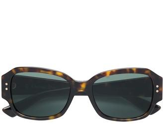 Christian Dior Lady Stud sunglasses
