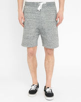 Eleven Paris Mottled-Grey Rufin Jersey Shorts