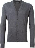 DSQUARED2 v-neck cardigan
