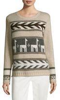 Max Mara Rib-Knit Sweater
