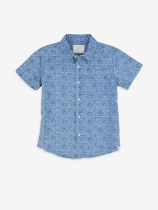 Sovereign Code Boys Chasez Button Down Shirt
