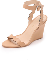 Loeffler Randall Piper Wedge Sandals