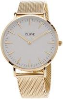 Cluse Women's La Boheme Mesh CL18109 Stainless-Steel Quartz Watch