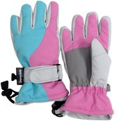 AshopZ Girls Winter Waterproof 3M Thinsulate Ski Snow Gloves
