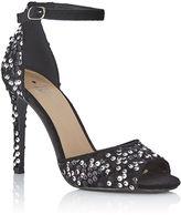 Oasis Millie Sequin High Sandal