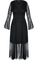 City Chic Voodoo Vixen Maxi Dress