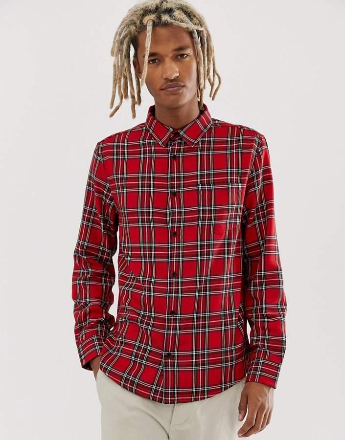 7760fabefe0 Bershka Men s Shirts - ShopStyle