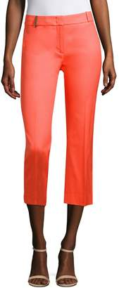 Peserico Cropped Flare Trousers