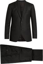 Lanvin Attitude-fit drop 8 wool-blend suit