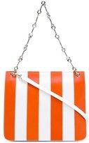 Corto Moltedo 'Jesse' striped shoulder bag - women - Nappa Leather - One Size