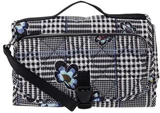 Vera Bradley Performance Twill Changing Station (Bedford Plaid) Handbags