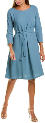 Max Mara Umano Shift Dress